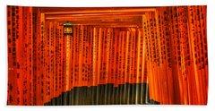 Fushimi Inari Hand Towel