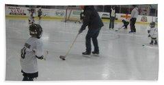 Future Hockey Players Hand Towel