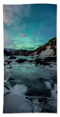 Gale-force Aurora V Bath Towel