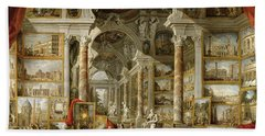 Gallery With Views Of Modern Rome Bath Towel