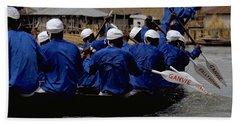 Ganvie - Lake Nokoue Bath Sheet