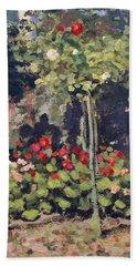 Garden In Bloom Hand Towel