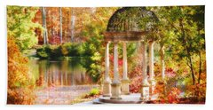 Garden Of Beauty Bath Towel