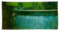 Gardenscape Hand Towel by Amy Weiss