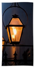 Gas Lights Hand Towel
