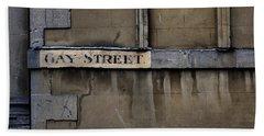 Gay Street Denise Dube Bath Towel