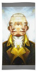 George-washington 1 Hand Towel