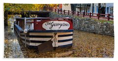 Georgetown Barge Hand Towel