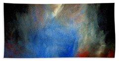 Ghost Bath Towel by Lisa Kaiser