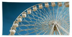 Giant Ferris Wheel Bath Towel