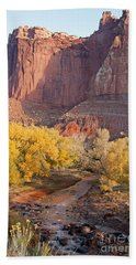 Gifford Farm Capitol Reef National Park Bath Towel