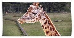 Giraffe 02 Hand Towel