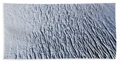 Bath Towel featuring the photograph Glacier by Gunnar Orn Arnason