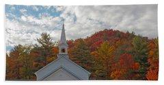 Glenville In Autumn  Hand Towel