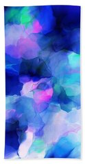 Hand Towel featuring the digital art Glory Morning by David Lane