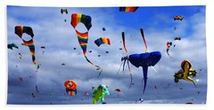Go Fly A Kite 4 Hand Towel