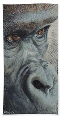 Going Ape...sold  Hand Towel