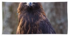 Golden Eagle 4 Hand Towel