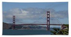 Golden Gate Bridge 2 Bath Towel