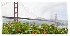 Golden Gate Bridge 2 Bath Towel