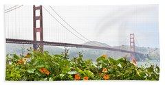 Golden Gate Bridge 2 Hand Towel