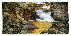 Golden Pond Bath Towel