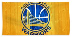 Golden State Warriors Barn Door Hand Towel