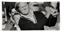 Golfer Jack William Nicklaus Born January 21 1940 Nicknamed The Golden Bear Hand Towel