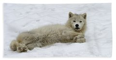 Good Wolfie ... Bath Towel
