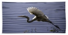 Grace In Motion Bath Towel by Lynn Palmer