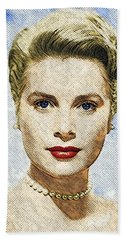 Grace Kelly Hand Towel