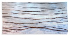 Gradations Hand Towel by David Andersen