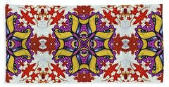 Graffito Kaleidoscope 40 Bath Towel