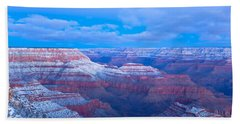 Grand Canyon At Dawn Hand Towel by Jonathan Nguyen