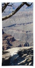 Bath Towel featuring the photograph Grand Canyon by David S Reynolds