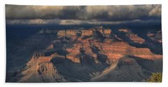 Grand Canyon View Hand Towel