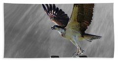 Grand Ole Osprey Bath Towel