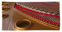 Grand Piano Hand Towel