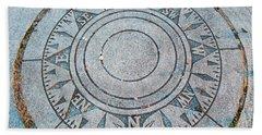 Granite Compass Hand Towel