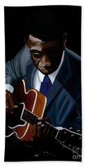 Grant Green Hand Towel