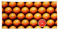 Grapefruit Hand Towels