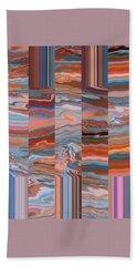 Bath Towel featuring the photograph Grate Art by Brooks Garten Hauschild
