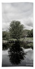 Grays Mill Pond Hand Towel