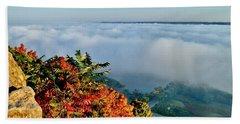 Great River Road Fog Hand Towel