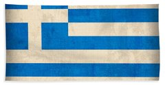 Greece Bath Towels