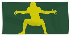Green Bay Packers Clay Matthews Hand Towel