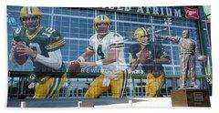 Green Bay Packers Lambeau Field Hand Towel