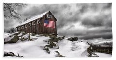 Greyledge Farm After The Storm Hand Towel