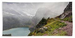 Grinnell Glacier Trail Hand Towel