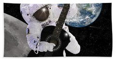 Ground Control To Major Tom Hand Towel